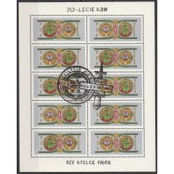 """Label """"Kielce 1965"""""""