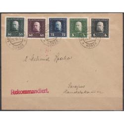 OA list Końsk 1916