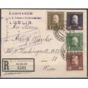 OA regist. cover Lublin-Wien 1916