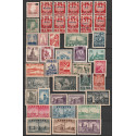 1945 - Stamp year set - MNH**