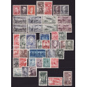 1952 - Stamp year set - MNH**