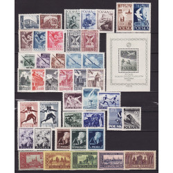 1954 - Stamp year set - MNH**