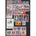 1956 - Stamp year set - MNH**