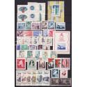 1957 - Stamp year set - MNH**