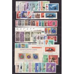 1961 - Stamp year set - MNH**