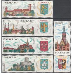 1852-56 MNH**