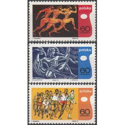 1863-1865 MNH**