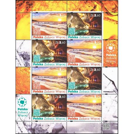 4850-4851 sheetlet MNH**