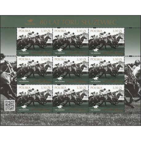 4963 sheetlet MNH**