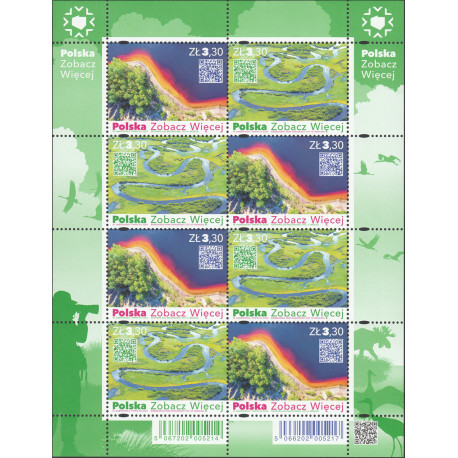 5065-5066 sheetlet MNH**