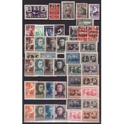 Rocznik 1947 - MNH**