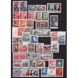 1953 - Stamp year set - MNH**