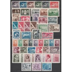 1948 - Stamp year set - MNH**