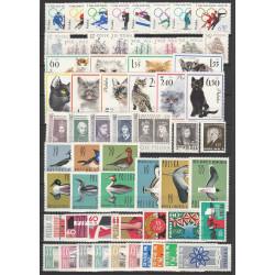 1964 - Stamp year set - MNH**