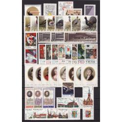 1970 - Stamp year set - MNH**