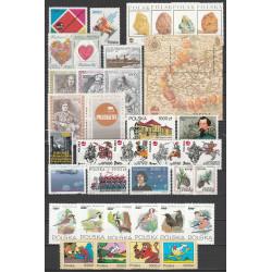 1993 - Stamp year set - MNH**