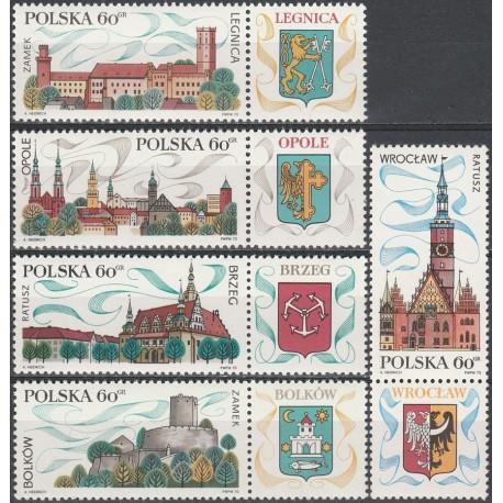 1852-1856 MNH**