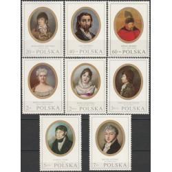 1870-1877 MNH**