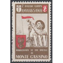 PCK nalepka dobroczynna 1939 MNH**