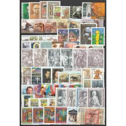 2000 - Stamp year set - MNH**