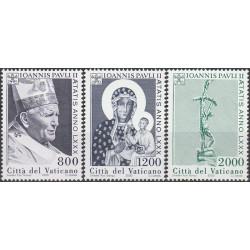 Vatican Mi 1338-1340 MNH**