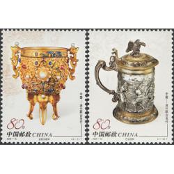 China Mi 3766-3777 MNH**