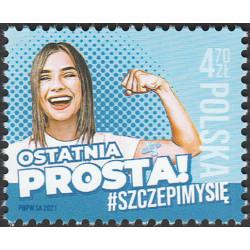 Poland 2021 - Fi 5161 MNH**