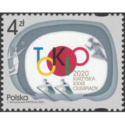 Poland 2021 - Fi 5163 MNH**