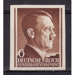 GG 071 Imperforate MNH**