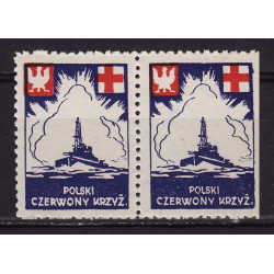 PCK charity label 1941 MNH**